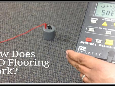 ESD flooring applications