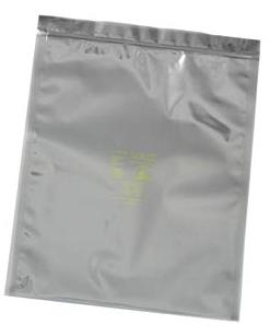 """13320 - Statshield® Metal-Out Bag, Zip, 18"""" x 18"""", 100 EA/PK"""