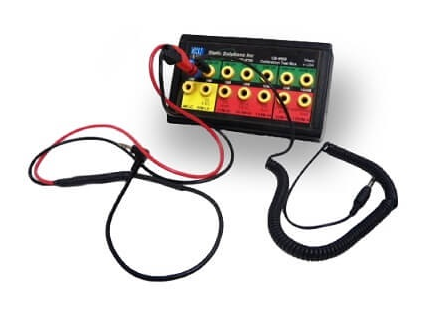 Ohm-Stat™ Calibration Box for Ohm-Stat™ CT-8700/CT-8900 Combination Testers