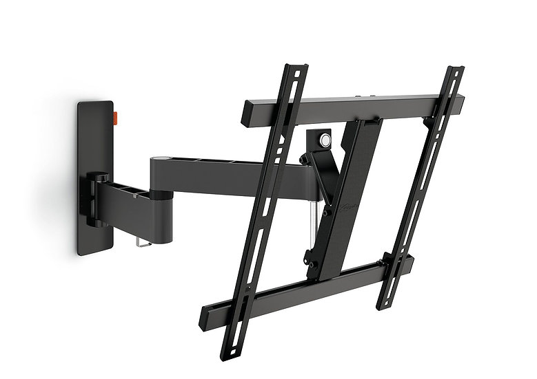 WALL 2245 Full-Motion TV Wall Mount (black)