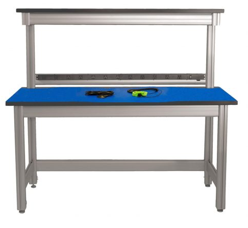 Workbench 2 With Ultimat 1, Wrist Strap, Ground Cord And Shelf