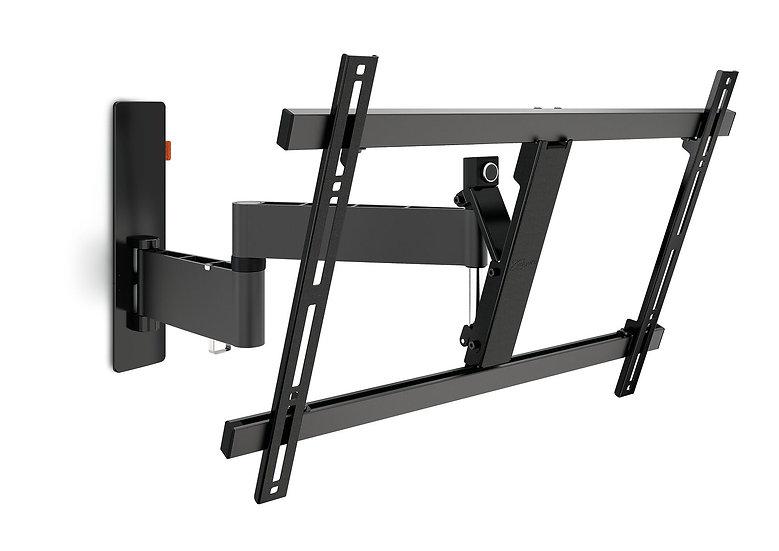 WALL 2345 Full-Motion TV Wall Mount (black)