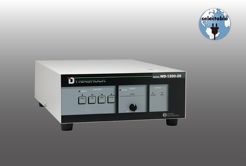 Multiple oscillation mode ultrasonic cleaner
