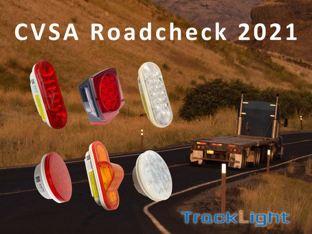 Lights Out? Time Out | CVSA Roadcheck 2021