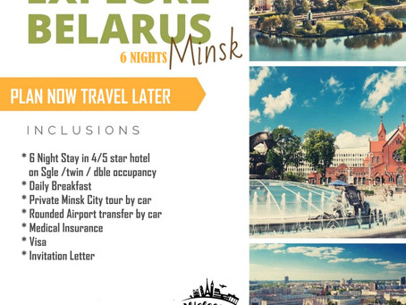BELARUS 6 NIGHTS TOUR PACKAGE