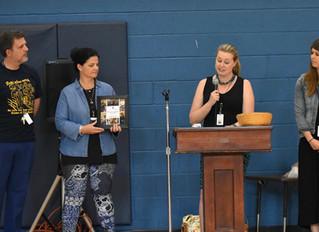 1st Annual Wellness Leadership Award