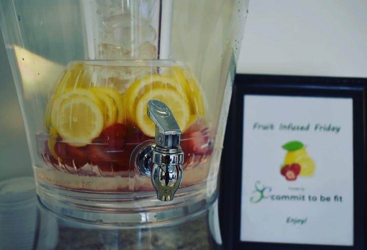 Fruit Infused Fridays