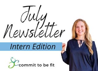 C2BF Newsletter- July 2020