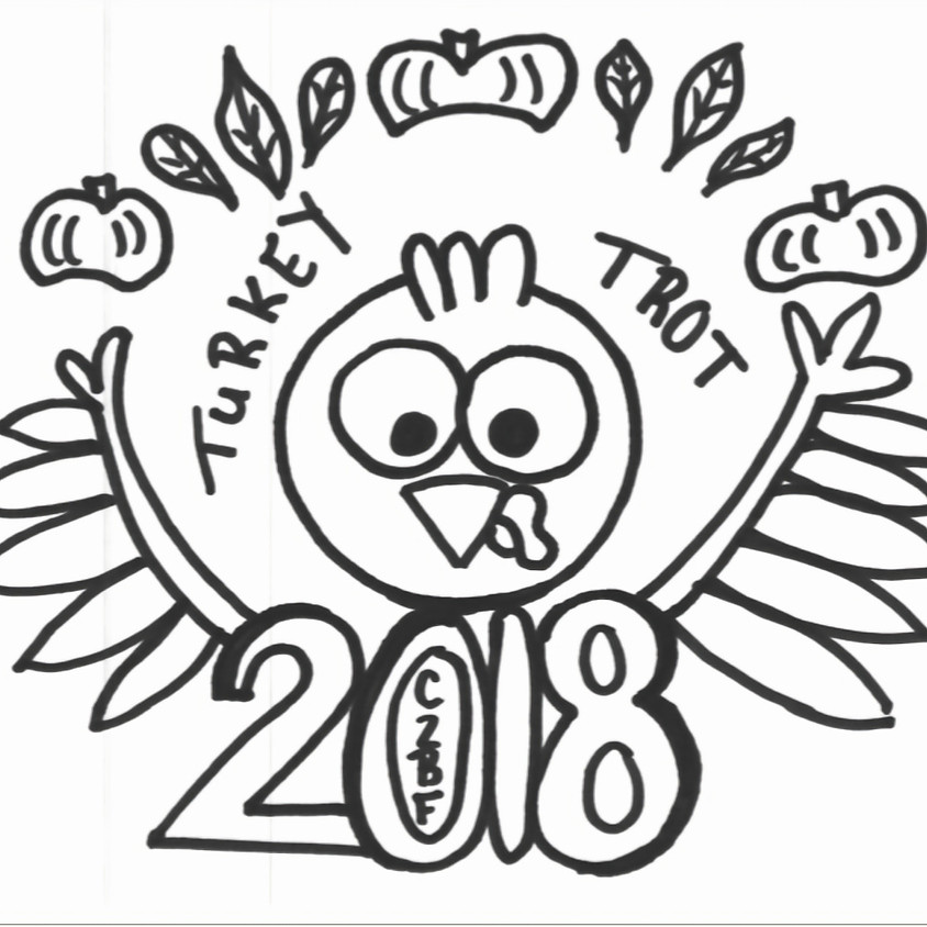 Commit to Be Fit's Turkey Trot Family Fun Run 2018