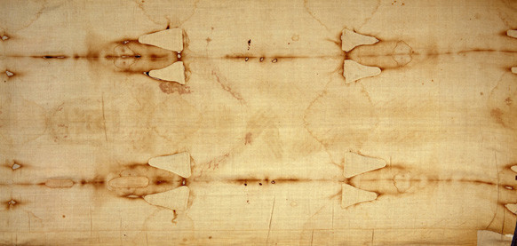 Shroud of Turin (Ventral Image)