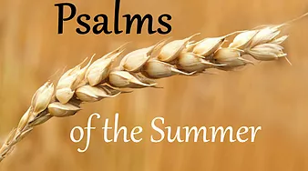 Psalms of the Summer