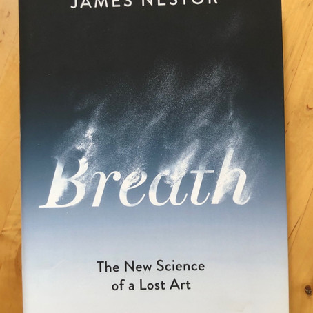 Breath-The New Science of a Lost Art