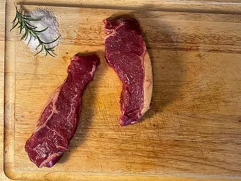 New York Strip Steaks (2 Packs) AVG WT: 16oz-24oz