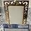 Thumbnail: Ornament /Suncatcher- Gold Frame