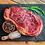 "Thumbnail: 2 Ribeye Steaks 1"" Thick"