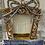 Thumbnail: Ornament / Suncatcher- Gold Gift Shape
