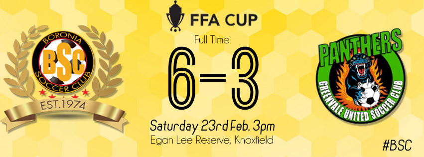 FFA Cup Round 1
