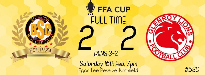 FFA Cup Qual Round 2