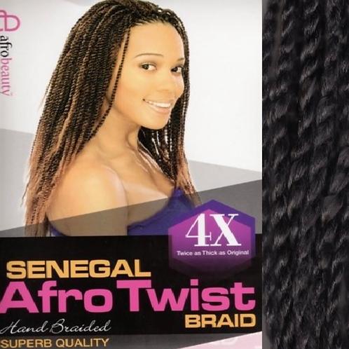 "SenegalAfroTwistBraid4X (20"")"