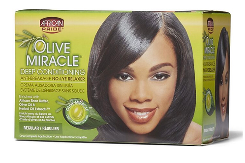 African Pride Olive Miracle Regular