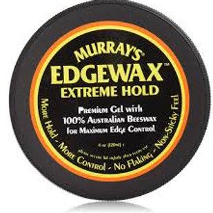 Murray's Edge Wax Extreme Hold 4 oz
