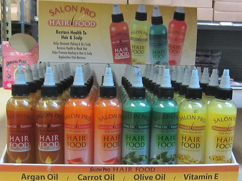 Salon Pro Hair food 4 oz