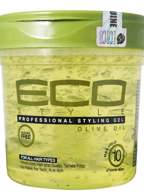 ECO Styler Professional Styling Gel, Olive Oil 16 oz
