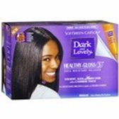 Dark and Lovely Healthy Gloss Shea Moisture Hair Relaxer Kit Regular