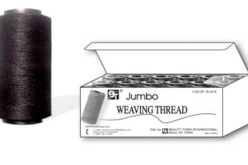 Weaving Thread Black