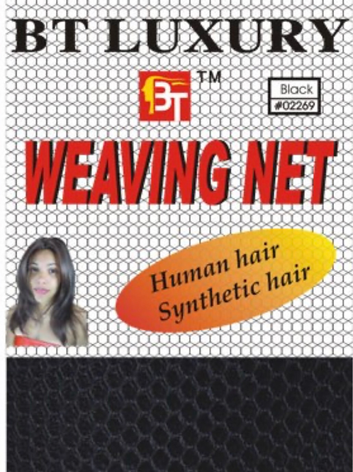 Weaving Net Blaxk