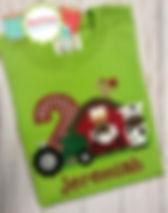 childrens birthday shirt