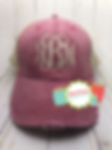 Baseball Caps-Embroidered Caps Personalized