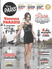Vivre Paris mars 2018
