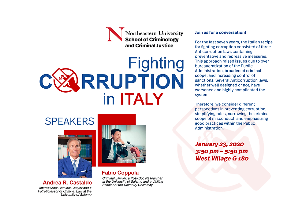 Fighting Corruption in Italy