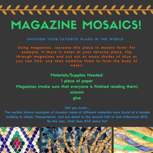 Magazine Mozaics