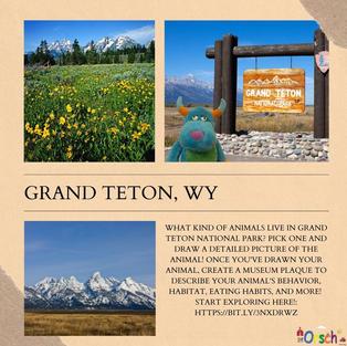 Grand Teton, WY