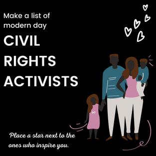 Activists BHM Project