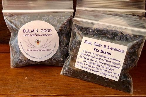 Earl Grey & Lavender Tea Blend