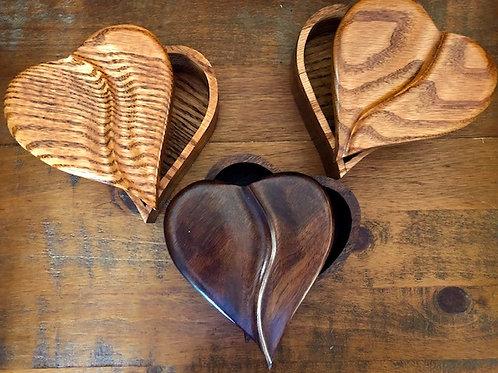 Heart Box, large
