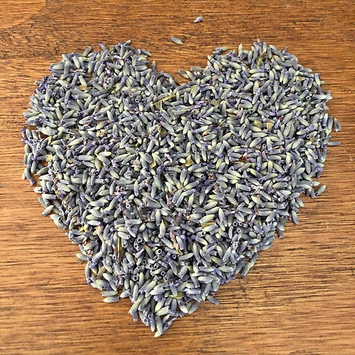 Dried Lavender Buds Grosso (French)