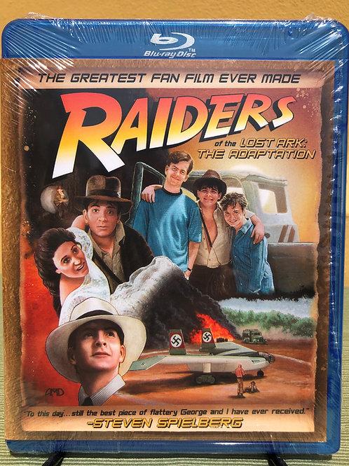 The Fan Film on Blu-Ray