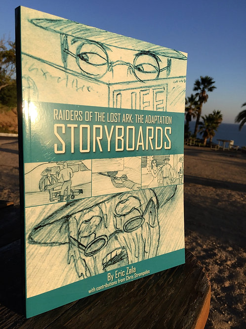 The Storyboard Book in Paperback
