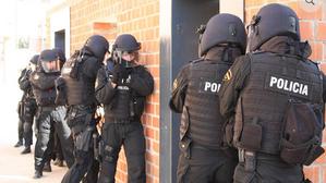 Curso de Pruebas físicas - Policia Nacional