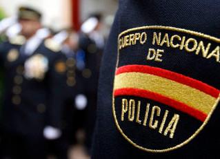 Policia Nacional y pruebas físicas
