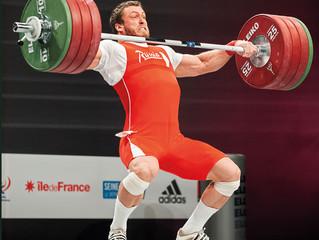 Weightlifting y velocidad