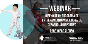 Webinar NSCA Spain