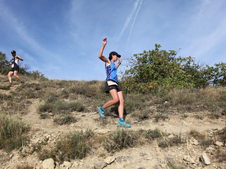 Entrevista Nutrición Deportiva en Trail, Rocio Diago