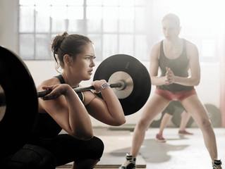 Entrenamiento y fisioterapia