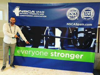 VI NSCA International Conference – Madrid