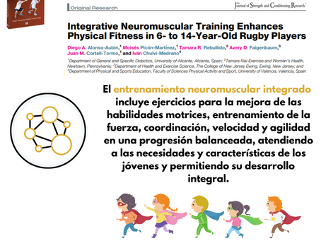 Entrenamiento neuromuscular integrado